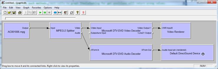 Windows 7 - DirectShow Installation - Stack Overflow