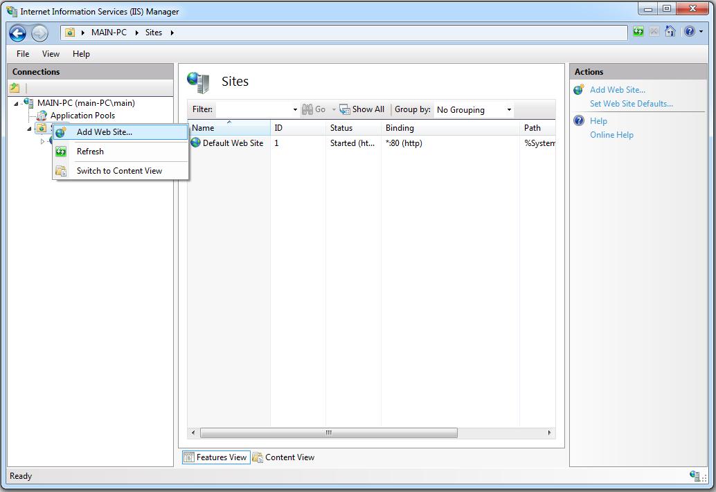 Signaling server deployment and usage – Medialooks Help Center